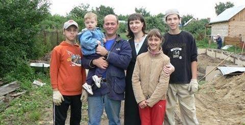 Многодетным семьям с ообщает