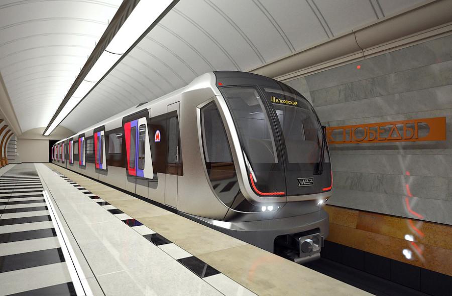 Поезд для метро