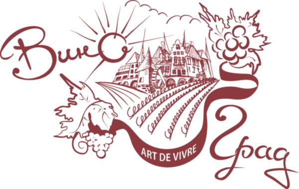 Логотип ВиноГрад