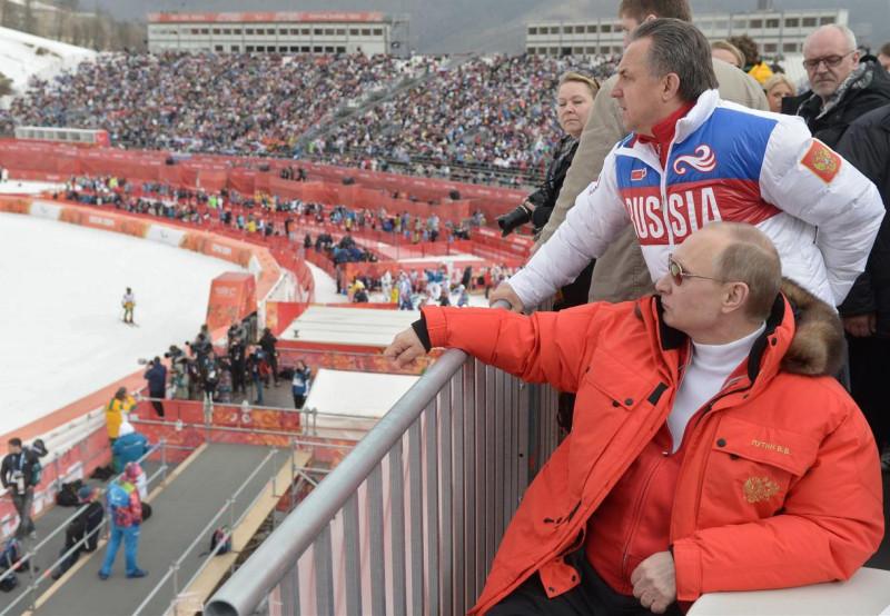 Путин и Мутко