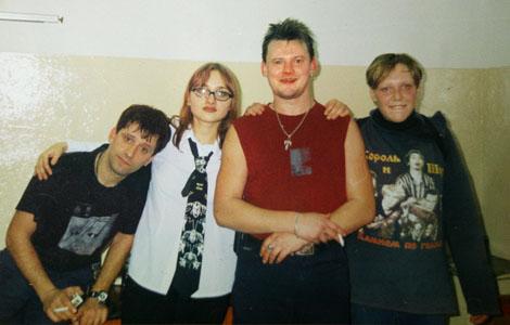 Фотографинг с Князем и Порутчиком (2003)