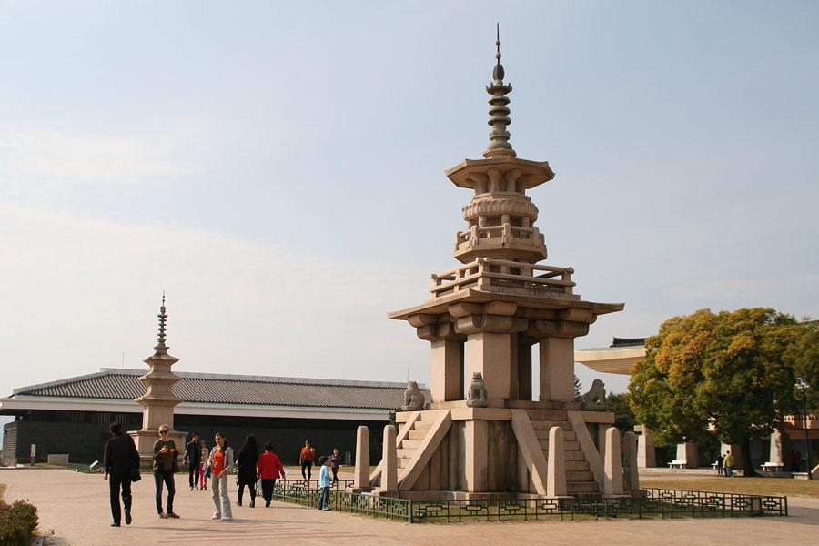 Краеведческий музей Кёнгджу