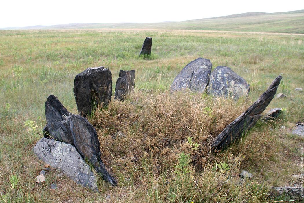 Плиточные могилы бронзового века