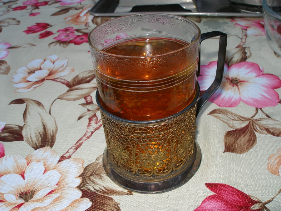 Просто стакан чая