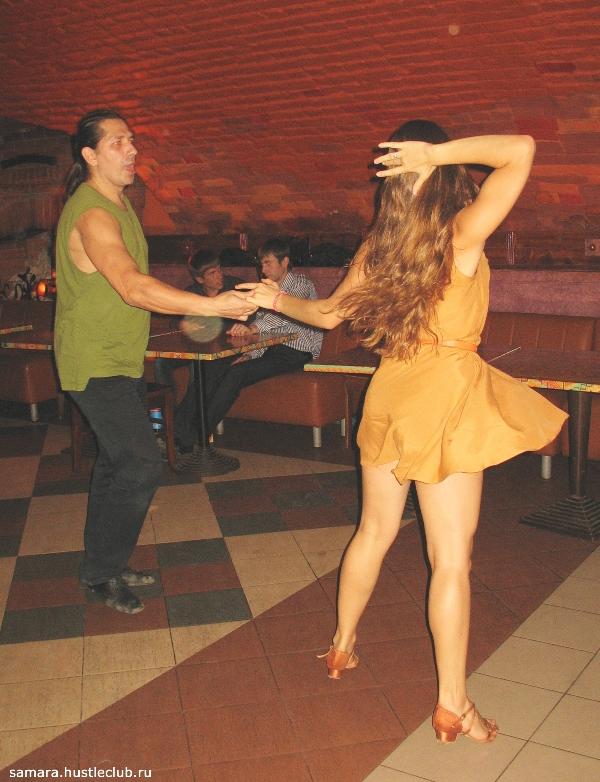 Вечеринка Самарского Хастл-Клуба 16-09-2012