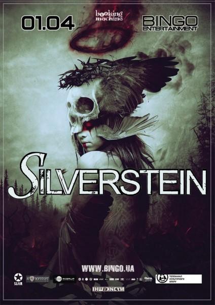 Silverstein. 01.04.13
