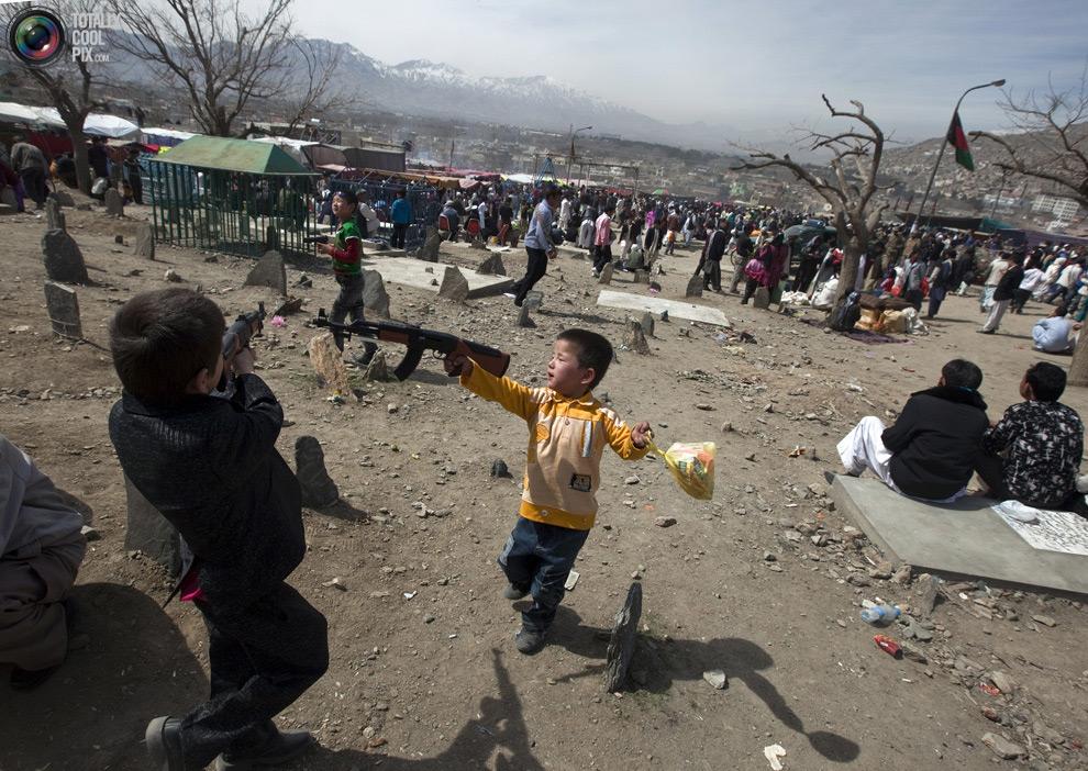 Афганистан-2 Ahmad Masood Reuters