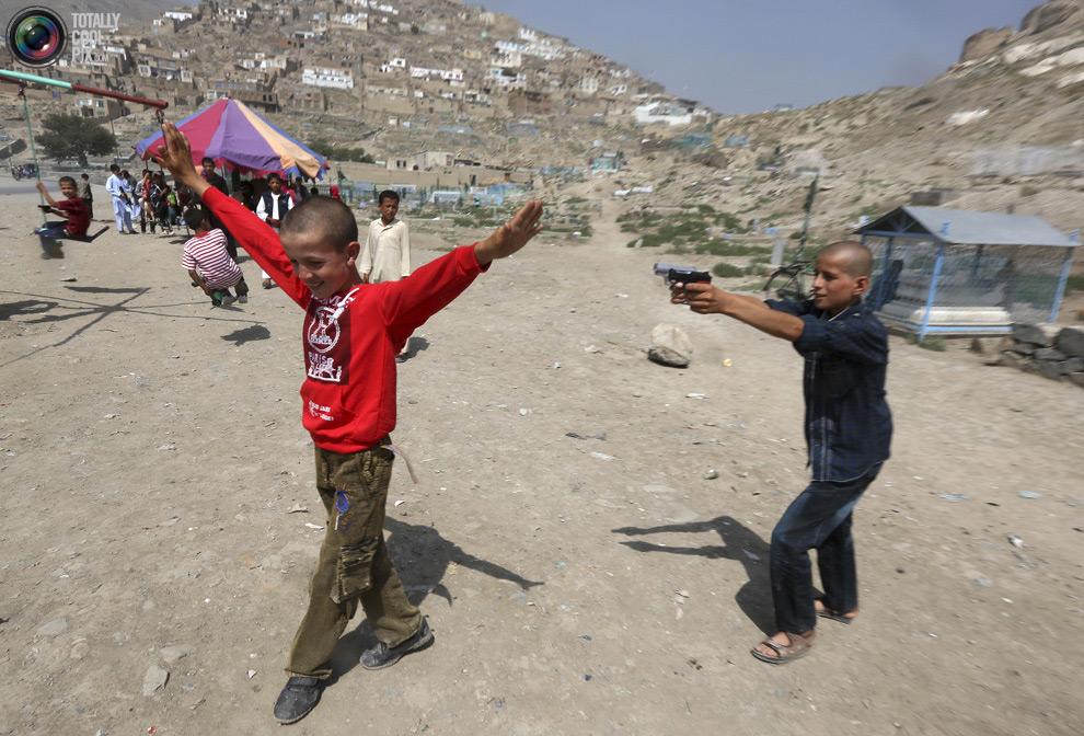 Афганистан-4 Omar Sobhani Reuters