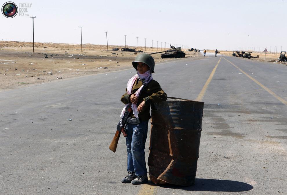 Ливия Yannis Behrakis Reuters
