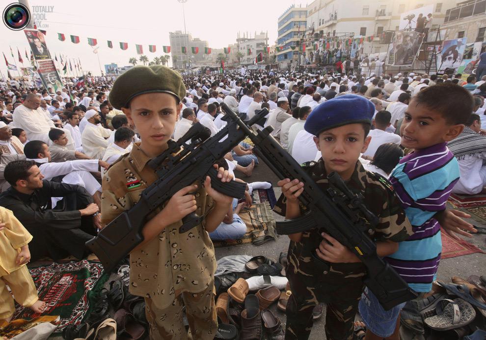 Ливия-3 Esam Al-Fetori Reuters