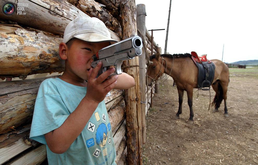 Монголия Guang Niu Reuters