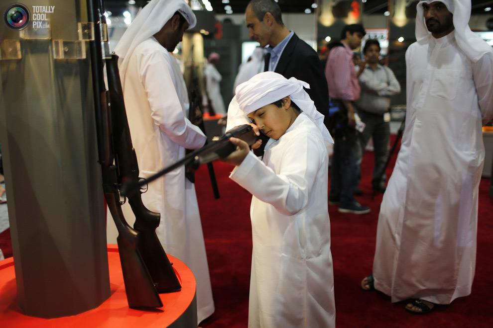 ОАЭ Ahmed Jadallah Reuters