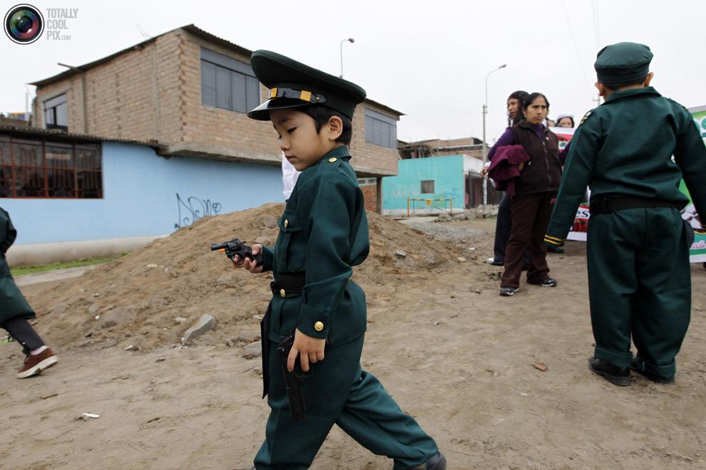 Перу Mariana Bazo Reuters