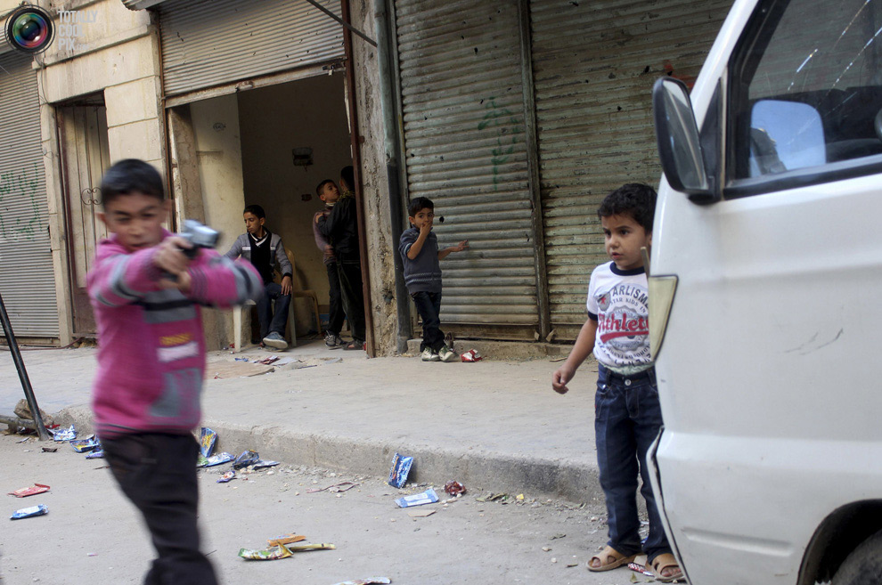 Сирия-4 STRINGER REUTERS