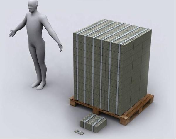 100 миллионов долларов