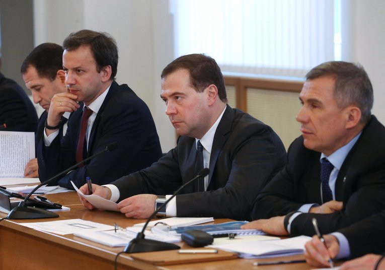 Медведев 25.03.14