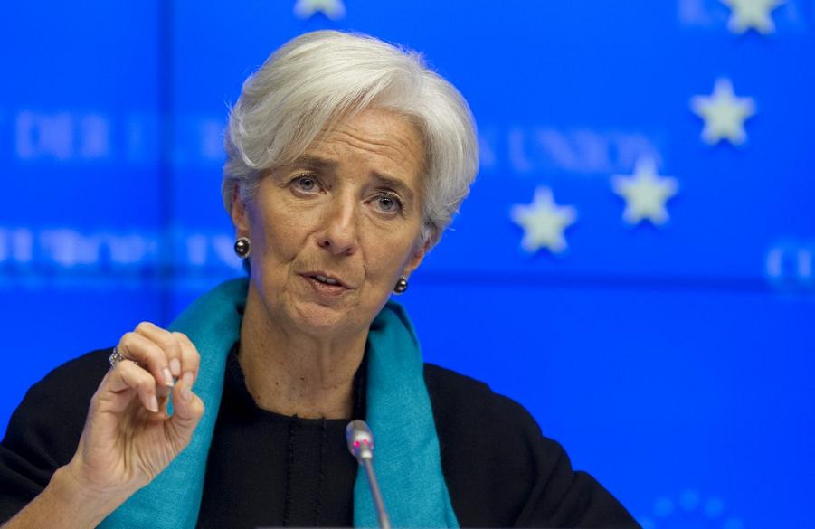 Für-IWF-Chefin-Lagarde