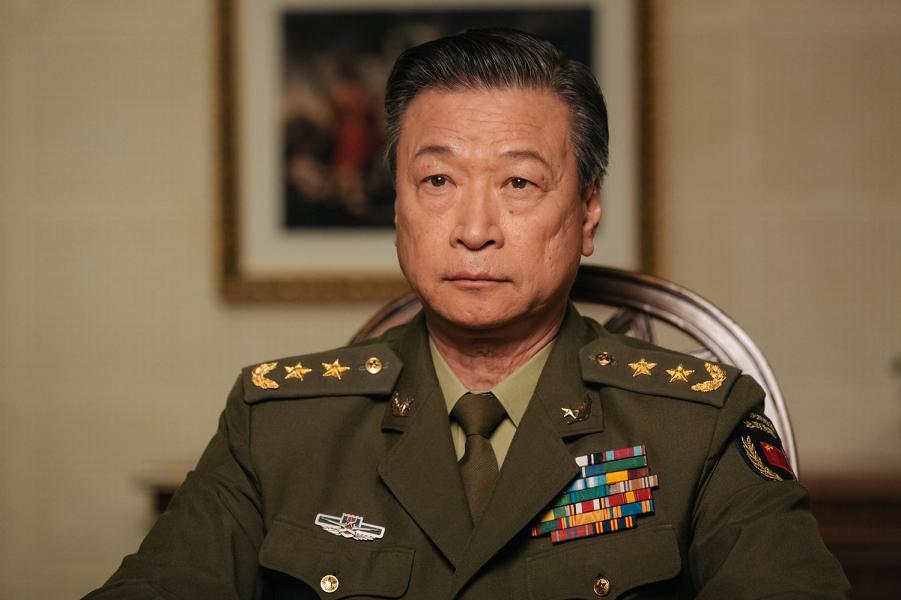 Китайский главнокомандующий, Прибытие, 2016.png