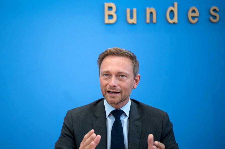 Кристиан Линднер, лидер СвДП.png