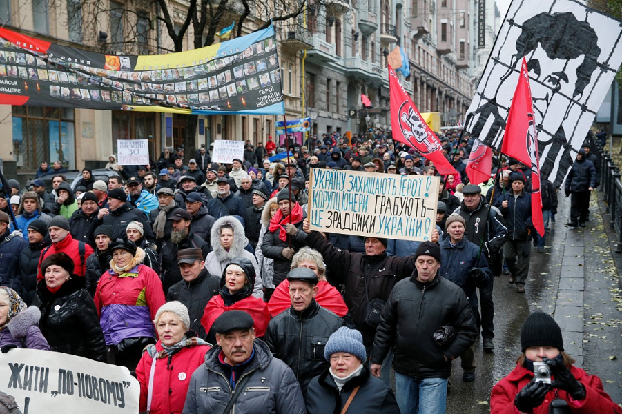 Митинг в поддержку Саакашвили-3, 10.12.17, фото Рейтер.png