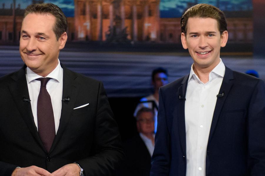Штрахе и Курц, лидеры нового правительства Австрии.png