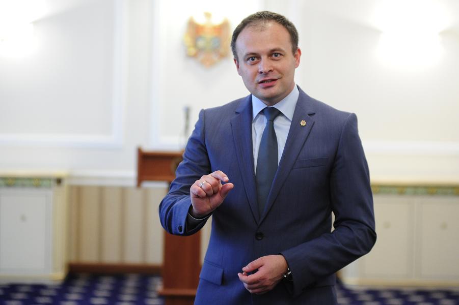 Kandu,спикер парламента Молдавии.png