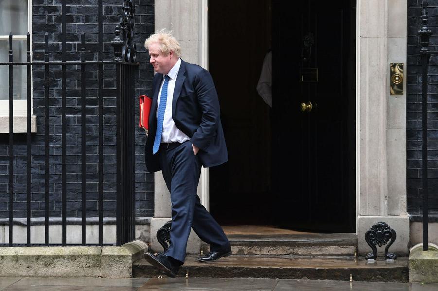 Борис Джонсон, министр иностранных дел Соединенного королевства.png