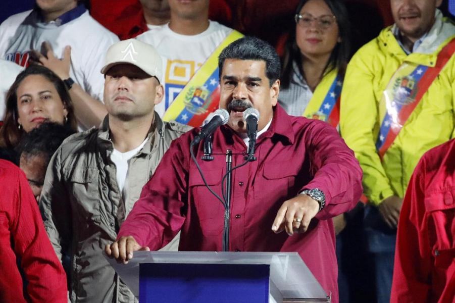 Мадуро, президент Венесуэлы.png