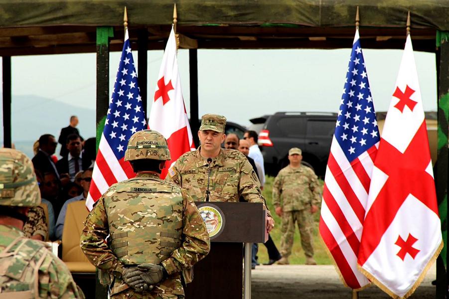 Учения НАТО Noble Partner - 2016 в Грузии.png