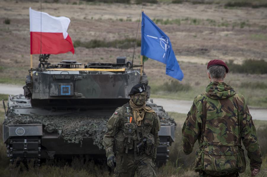 Учения НАТО в Польше.png