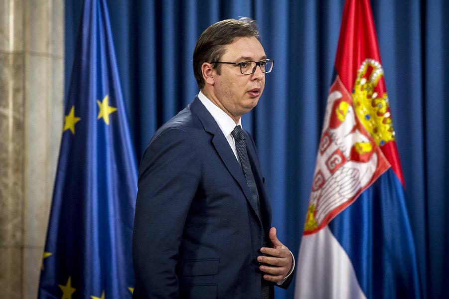Александр Вучич, президент Сербии.png