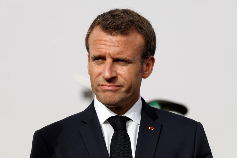 Эммануэль Макрон, президент Франции.png