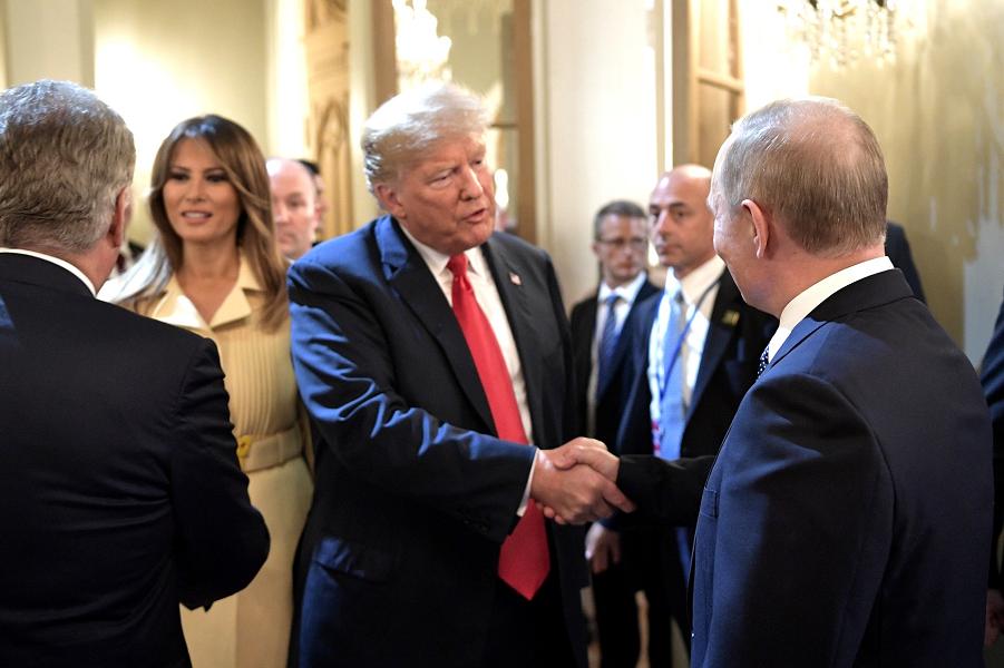 Саммит Россия-США, Хельсинки, пресс-конференция 16.07.18.png