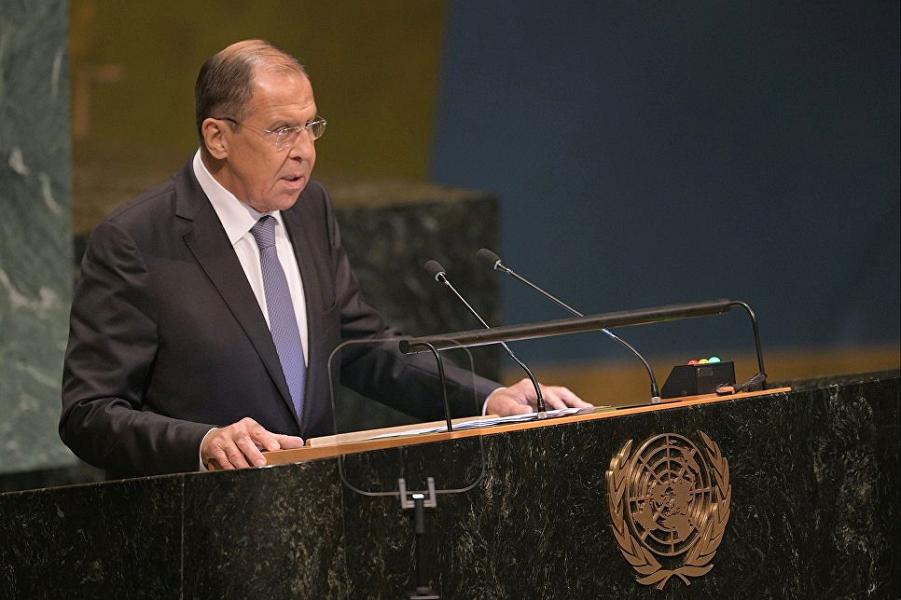 Сергей Лавров на ГА ООН, 28.09.18.png
