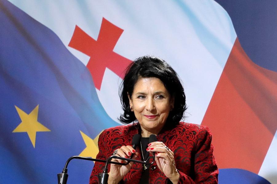 Саломе Зурабишвили, президент Грузии.png