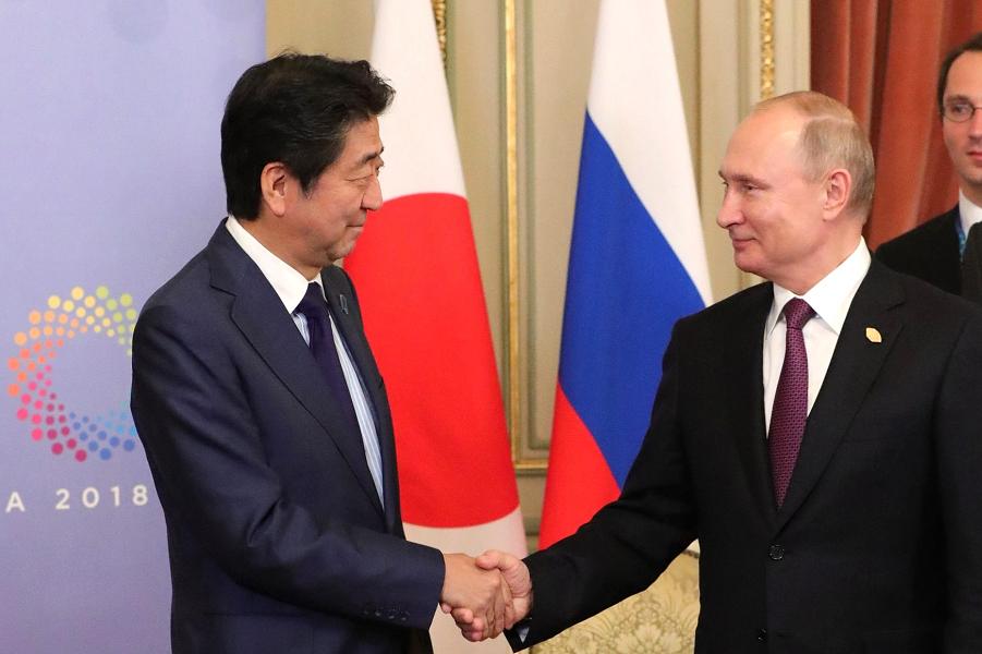 Встреча с премьером Японии Синдзо Абэ, 1.12.18.png