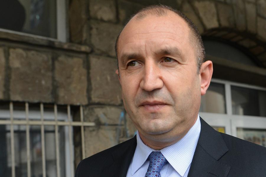 Румен Радев, президент Болгарии.png