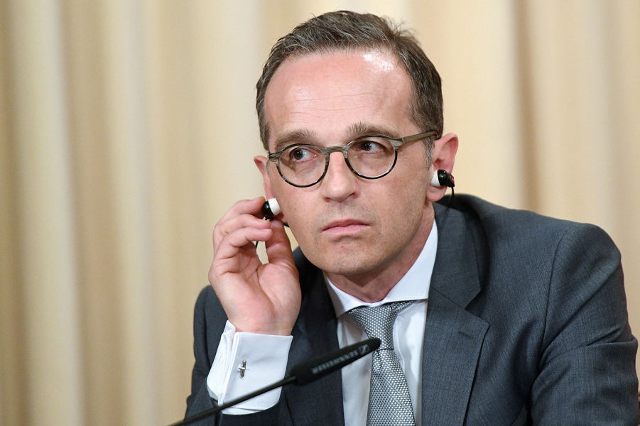 Хайко Маас, глава МИД Германии.png