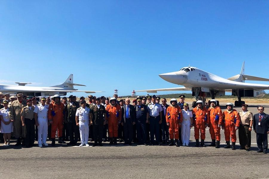 Торжественная встреча Ту-160 в Венесуэле-3, 11.12.18.png