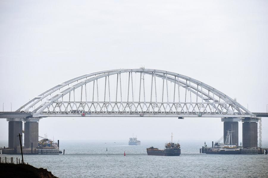 Крымский мост, Керченский пролив.png