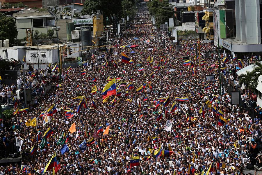 Марш против Мадуро в Каракасе-2, 2.02.19.png