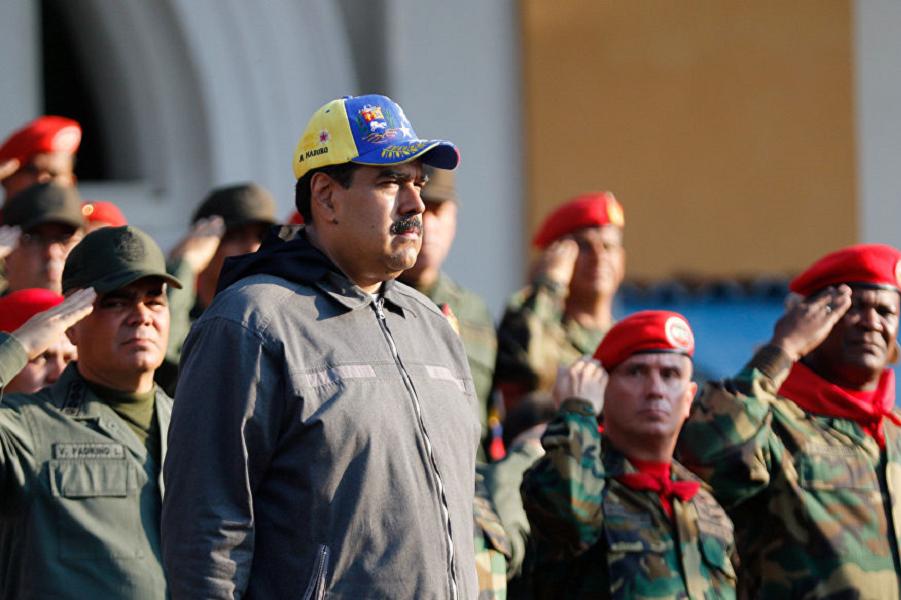 Николас Мадуро, президент  Венесуэлы.png