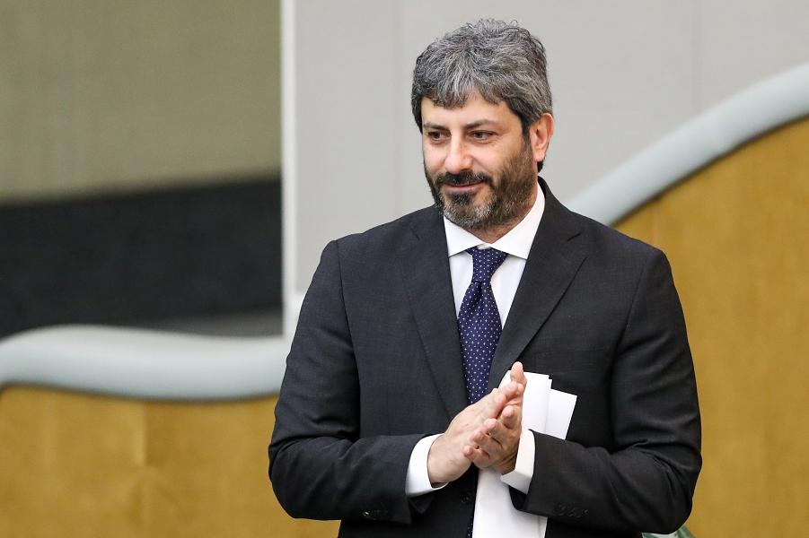 Председатель Палаты депутатов Италии Роберто Фико в Госдуме, Сергей Савостьянов,ТАСС.png