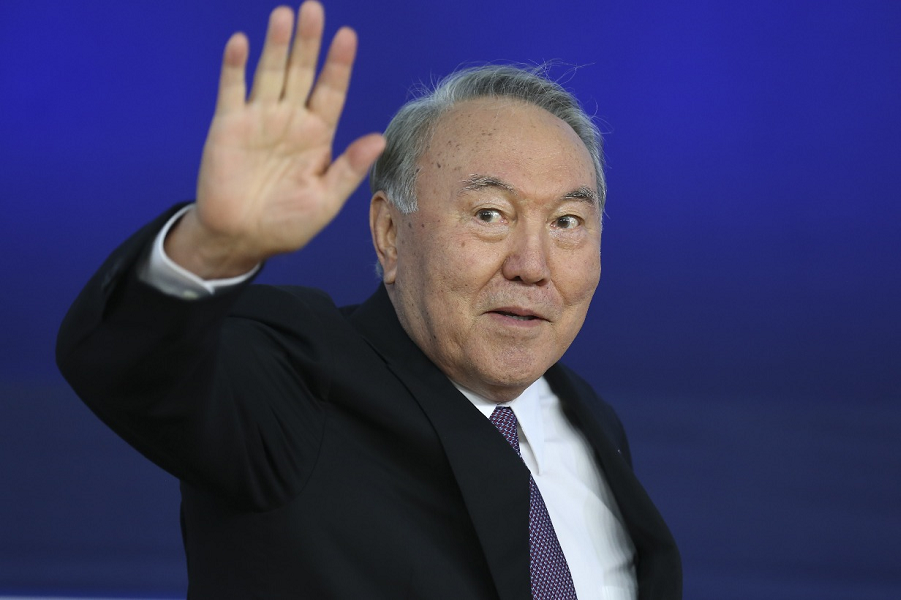 Нурсултан Назарбаев, президент Казахстана.png