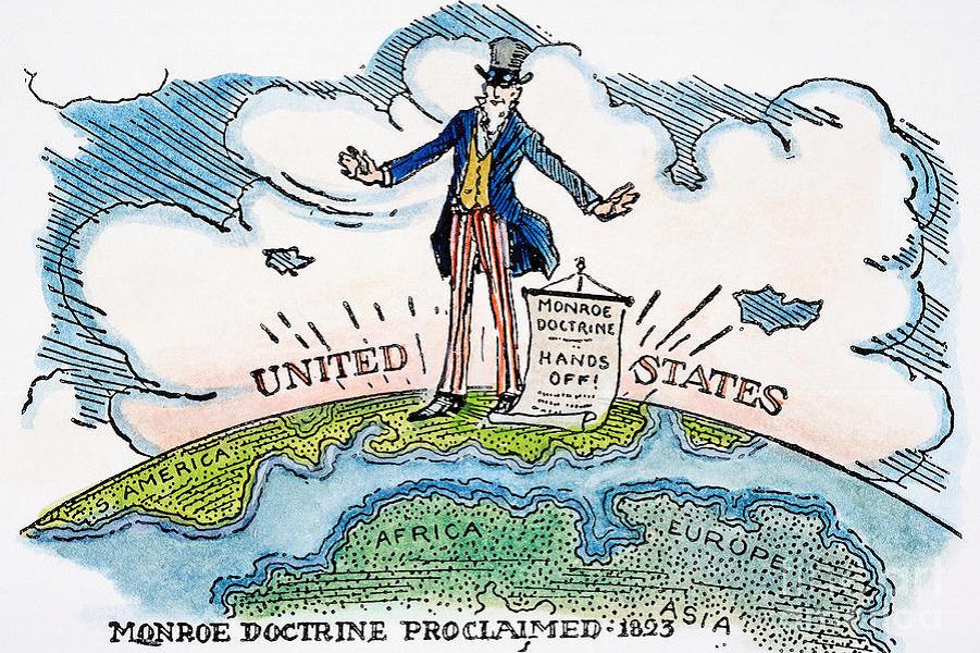 Доктрина Монро, 2 декабря 1823.png