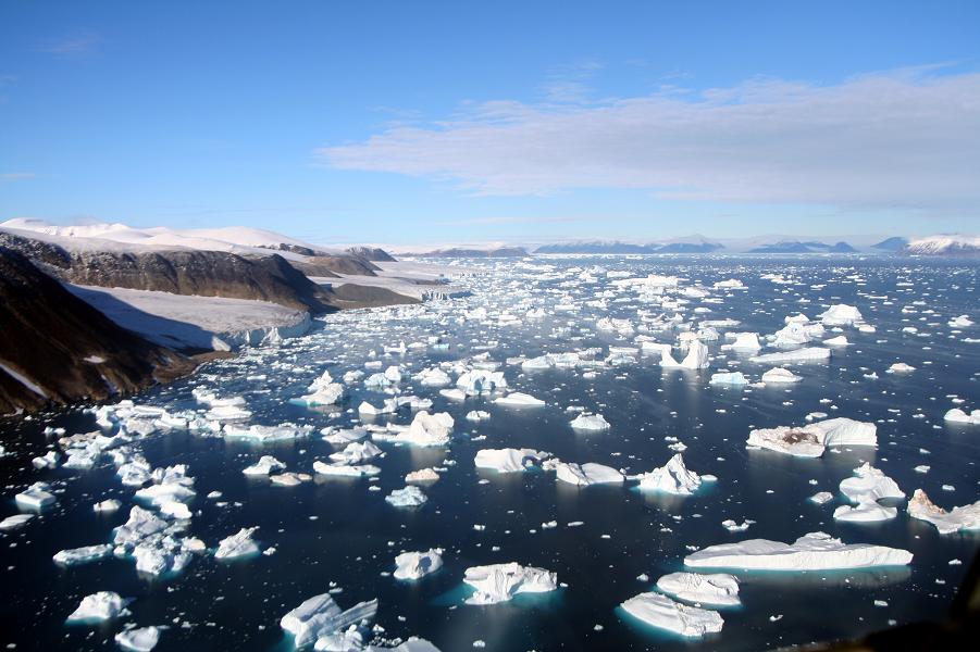 Северный Ледовитый океан, таяние льдов.png