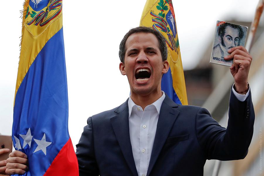 Гуайдо, самоназначенный ио президента Венесуэлы.png