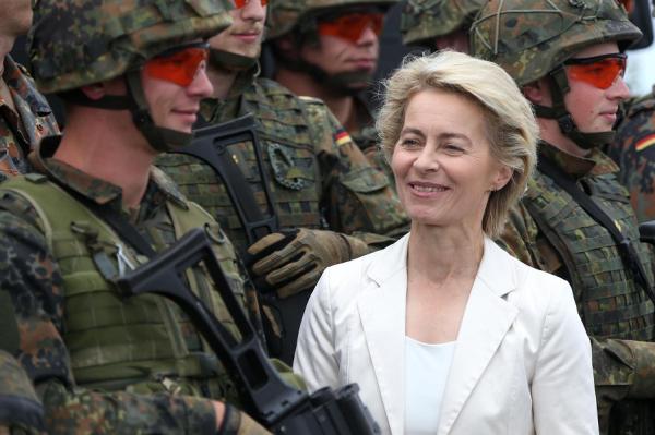 Кризис разрешился, европейцы договорились. ЕС возглавит представительница Германии