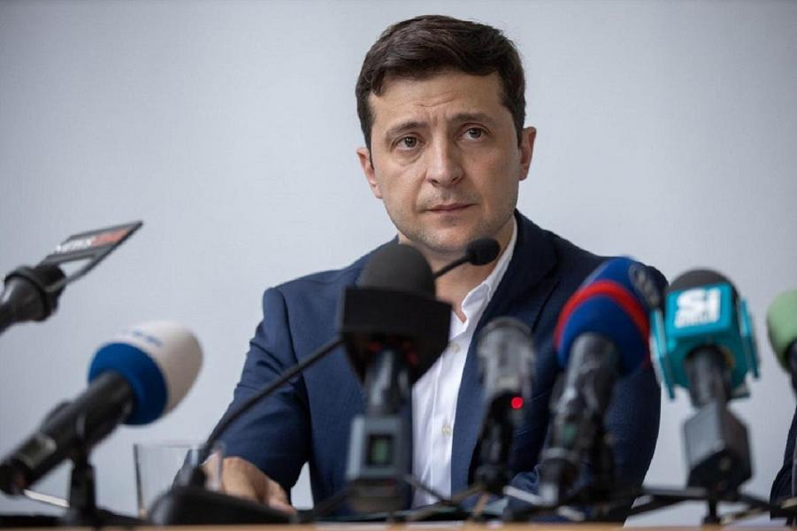 Владимир Зеленский, президент Украины.png