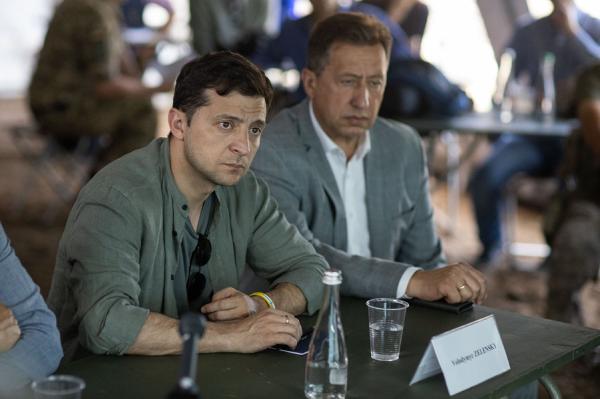 Зеленский не видит проблемы с русским языком в Украине